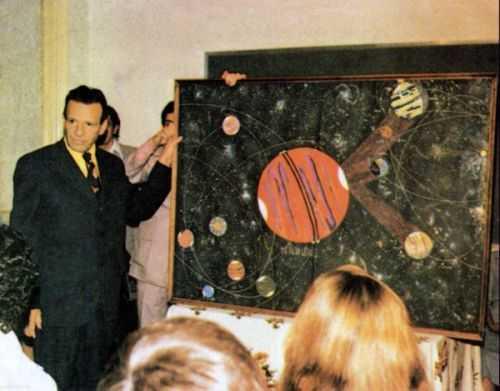 • Similitudes de dos contactados con ETs sobre el acercamiento a la Tierra de Hercólubus (Nibiru)... Conferencias